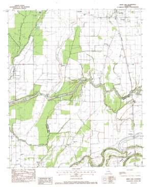 Irwin Lake USGS topographic map 32091e7