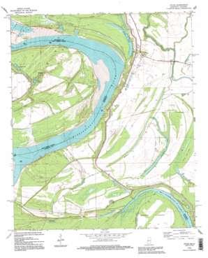 Fitler topo map