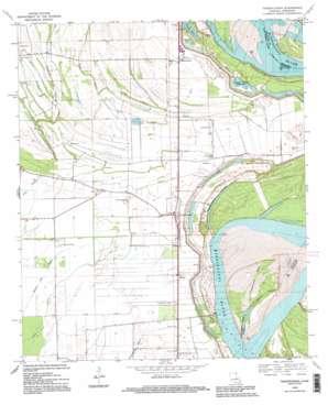 Transylvania USGS topographic map 32091f2