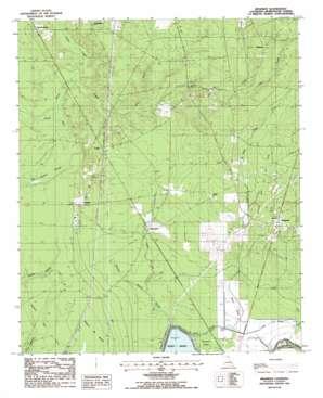 Beekman USGS topographic map 32091h8