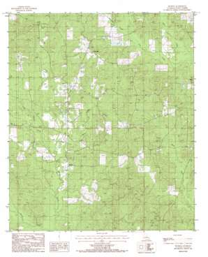 Hudson topo map
