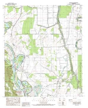 Riverton USGS topographic map 32092b1