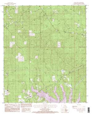 Curr Creek USGS topographic map 32092c5