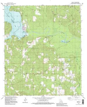 Point USGS topographic map 32092f3