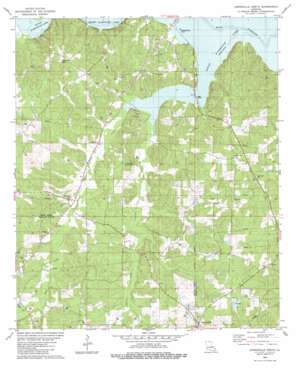 Downsville North USGS topographic map 32092f4