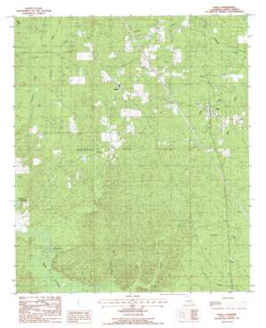 Haile USGS topographic map 32092g2