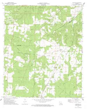Keatchie USGS topographic map 32093b8