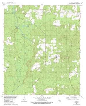 Leton USGS topographic map 32093g3