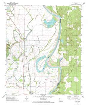 Gilliam topo map
