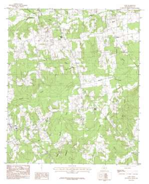 Gary USGS topographic map 32094a3