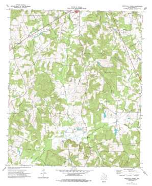 Berryhill Creek USGS topographic map 32094a7
