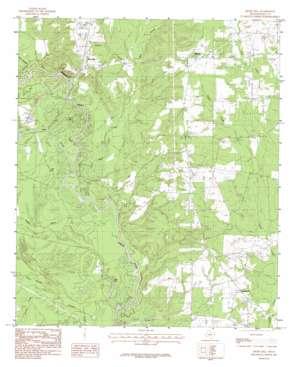 River Hill topo map