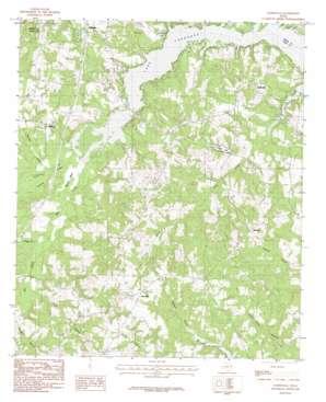Elderville USGS topographic map 32094c6