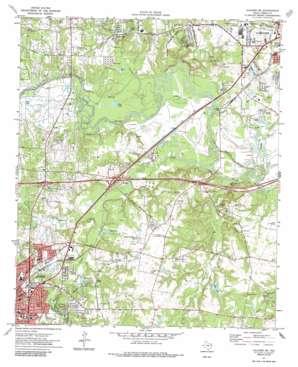 Kilgore Ne topo map