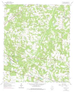 Scottsville USGS topographic map 32094e2