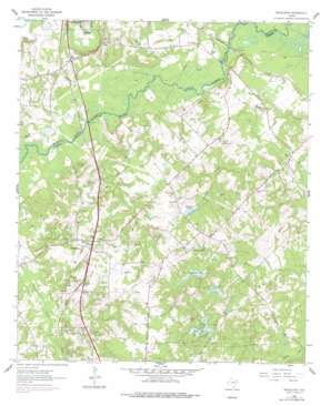 Woodlawn USGS topographic map 32094f3