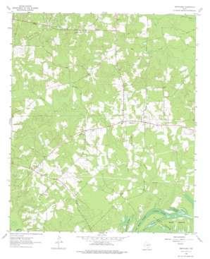 Smithland topo map
