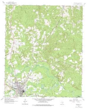 Jefferson USGS topographic map 32094g3