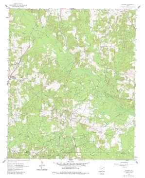 Kildare USGS topographic map 32094h2