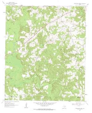 Cunningham Creek USGS topographic map 32094h4