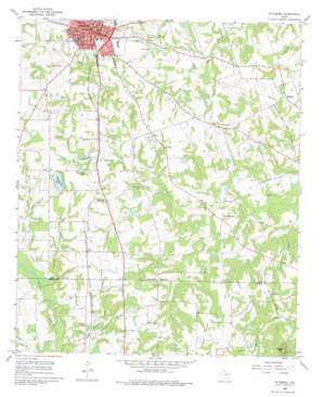 Pittsburg USGS topographic map 32094h8