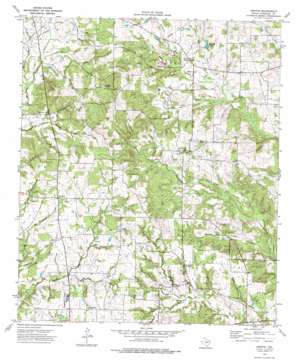 Griffin USGS topographic map 32095a1