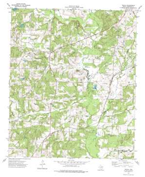 Jacksonville East USGS topographic map 32095a2