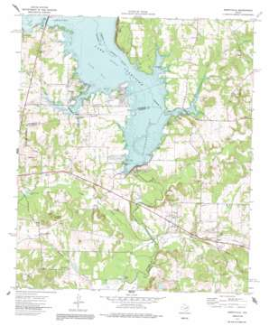 Berryville USGS topographic map 32095a4