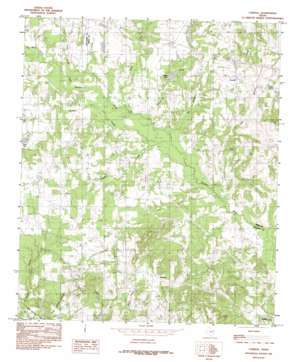 Carroll USGS topographic map 32095d5