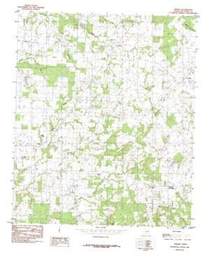 Phalba topo map