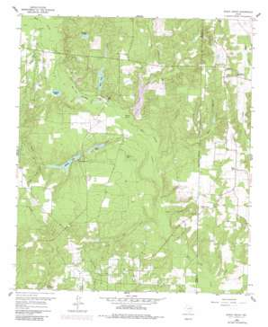 Shady Grove USGS topographic map 32095f2
