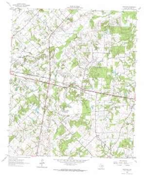 Fruitvale USGS topographic map 32095f7