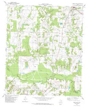 Emory South USGS topographic map 32095g7