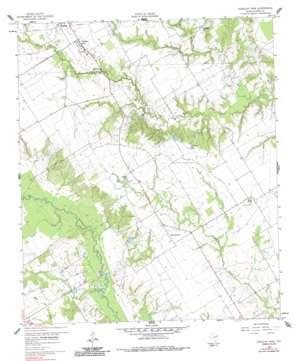 Goodlow Park topo map