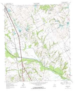 Chatfield topo map