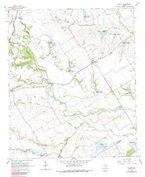 Avalon topo map