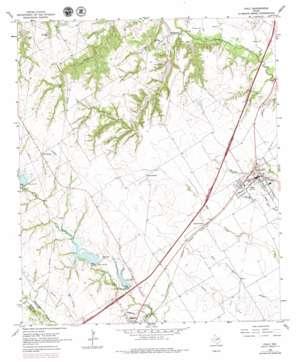 Italy USGS topographic map 32096b8