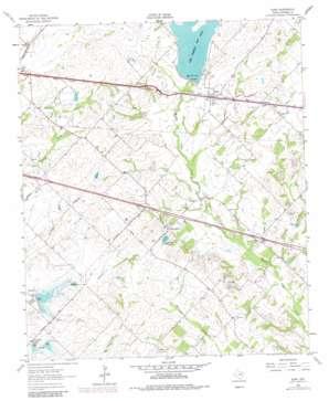 Elmo USGS topographic map 32096f2