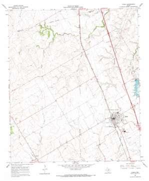 Itasca USGS topographic map 32097b2