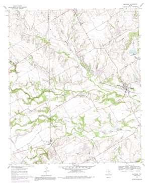 Maypearl USGS topographic map 32097c1