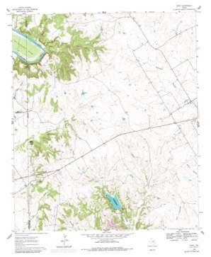 Bono topo map