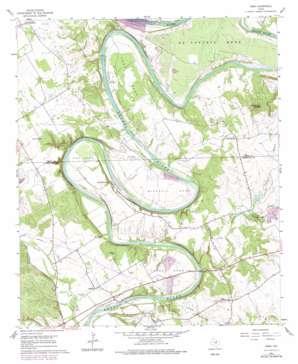 Nemo USGS topographic map 32097c6