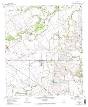 Britton topo map