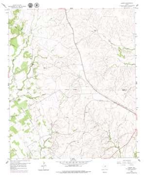Chapin topo map