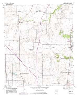 Keller USGS topographic map 32097h3