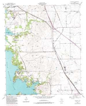 Avondale USGS topographic map 32097h4