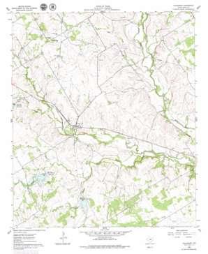 Alexander topo map