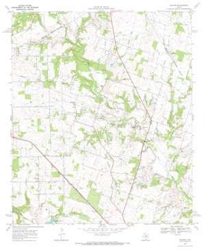 Rucker topo map