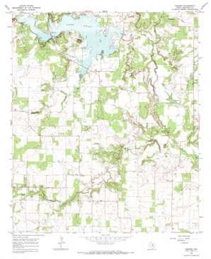 Kokomo USGS topographic map 32098c6