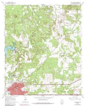 Cisco North USGS topographic map 32098d8